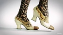 За 100 лет, как менялись моды каблуков! 100 Years of Fashion High Heels