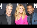 Julia Roberts And Dermot Mulroney Have A Blast On The Red Carpet For Homecoming