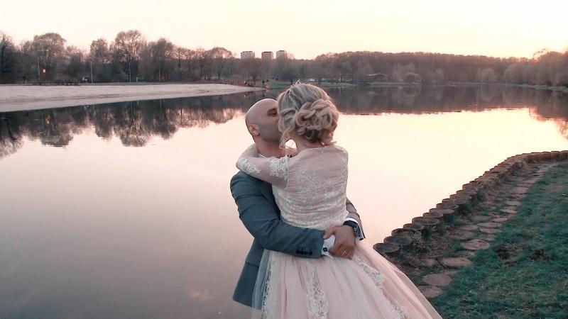 Армяно русская свадьба в Москве.Гера и Ксения