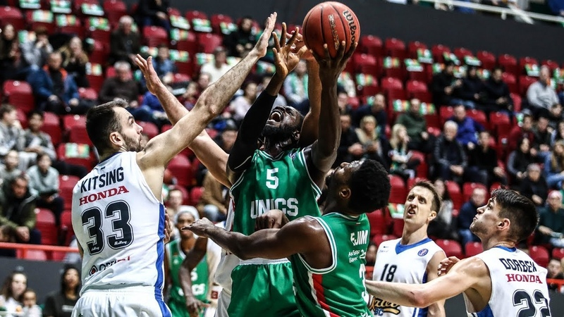 VTBUnitedLeague • UNICS vs Kalev Highlights Jan 19, 2019