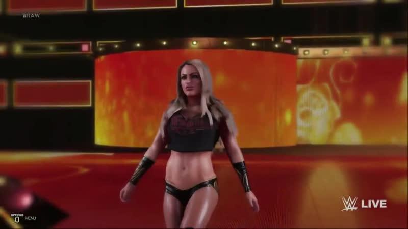 WWE 2k19 Mandy Rose Entrance