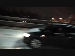 Первый снег Подольск 29.10.18