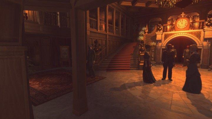 Поиск комнаты Аманды в Lust for Darkness