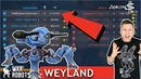 War Robots Weyland MK2 Лидер по Урону