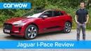 Jaguar I Pace SUV 2019 in depth review Mat Watson Reviews