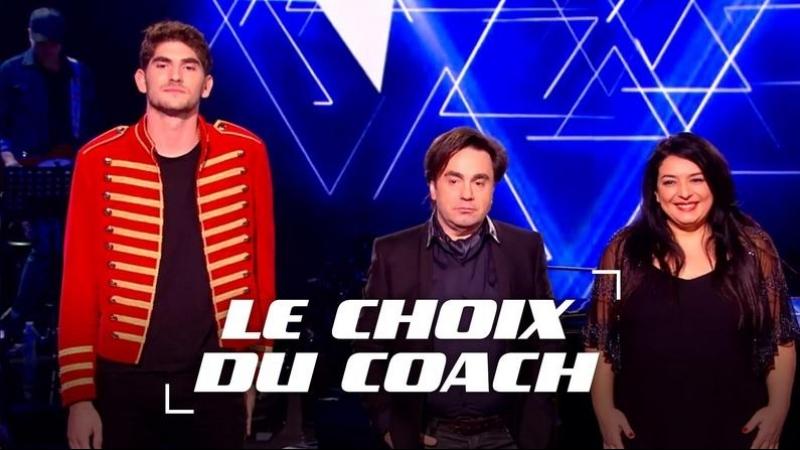 2018.03.17 Le choix du Team MIKA : Assia, Nicolay Sanson et Frédéric
