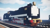 Minecraft Thomas &amp Friends Hiro D51 Part 2 Tutorial