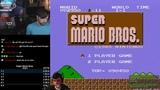 Разбор мирового рекорда в Super Mario Bros. Any + TAS