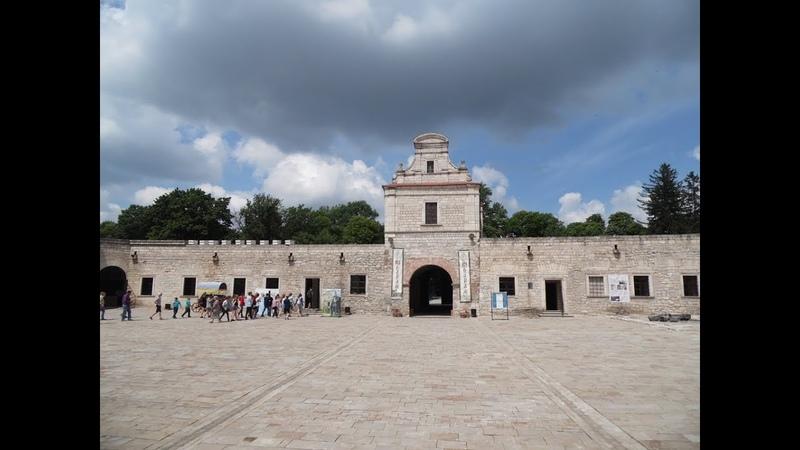 Збараж Замок Zbarazh Castle