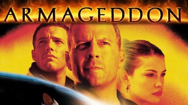 Армагеддон HD(катастрофа,фантастика, приключенческий фильм)1998 (16)