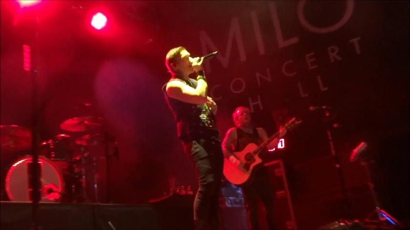 Shinedown - Call me @ MILO Nizhny Novgorod 06/12/2018
