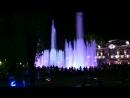 Поющие фонтаны на улице Красной, Краснодар
