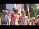 La Vuelta Etapa 9 Control de firmas salida Talavera de la Reina