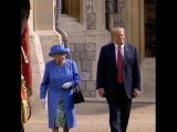 Тот момент, когда ты забываешь, где ты оставил королеву Англии.