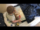 Видео отзыв о кроватке Skogen classic