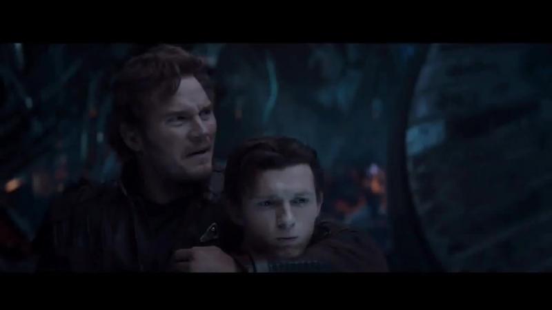 «Мстители: Война Бесконечности». Новый TV-спот.