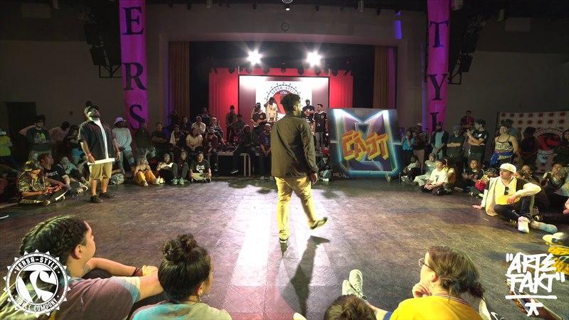 Boogie Frantick vs Megaman Popping Finals Versa Style's 13 Year Anniversary Festival 2018 смотреть онлайн без регистрации