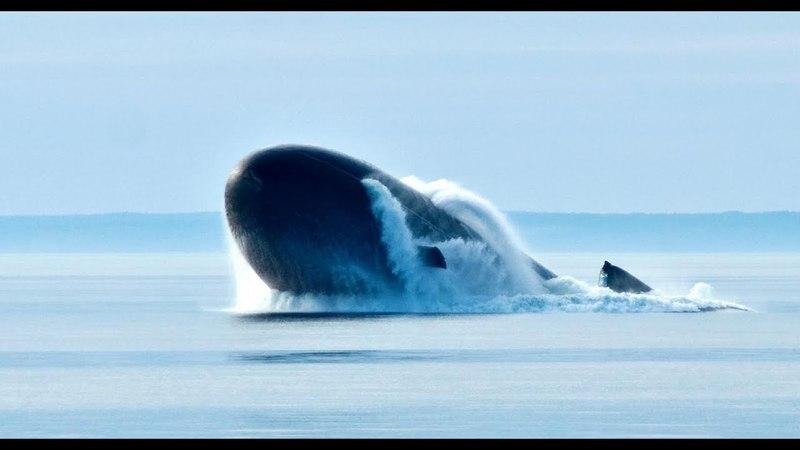 Аварийное всплытие подводных лодок