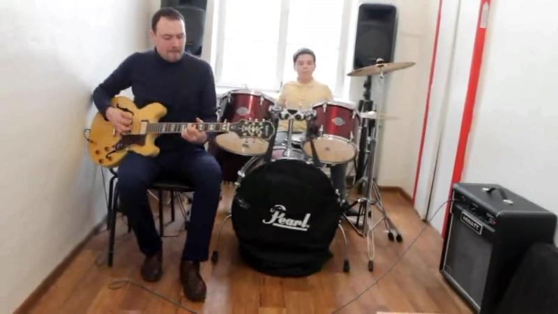 Попов Кирилл 11 лет Музыкальная школа п Быково Преподаватель Эльчин Шабанов