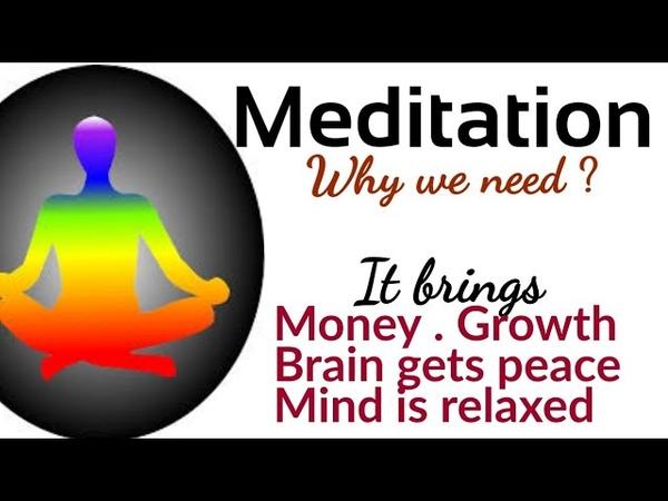 Why to meditate? | Gurudev Sri Sri Ravi Shankar| Benefits Of Meditation | Art of living|Bmind Tsk
