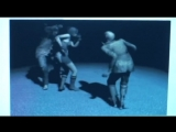 Джилл танцует с зомбиResident evil
