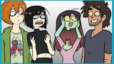 Comics That Show What Its Like Having A Zombie Girlfriend