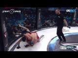RCC 2: Артур Караваев vs. Вадим Кафаров (удушение треугольником)