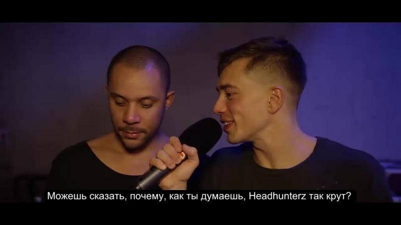 Return of Headhunterz ¦ The Interview
