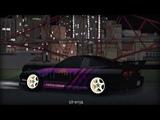 Good Bye my Nissan Sx loli retro wave edition