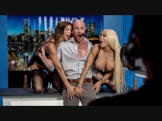 Alexis fawx, luna star - news ancwhores [brazzers. hd1080, big tits, stockings, threesome]