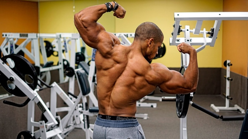 BACK WORKOUT FOR MASS 103