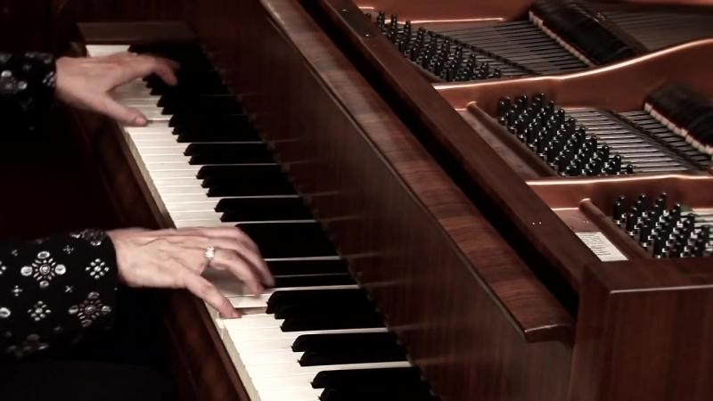 Boogie Woogie Piano -- Caroline Dahls River City Boogie Woogie