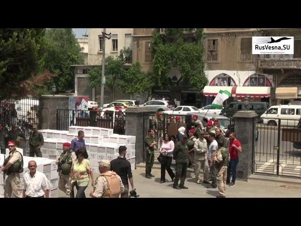Сирия: Как девочки танцевали «Катюшу» для бойцов из Ингушетии