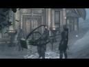 Прохождение Skyrim 018 - загадочный пиздец с тентаклями ушатал шамана Скаалов