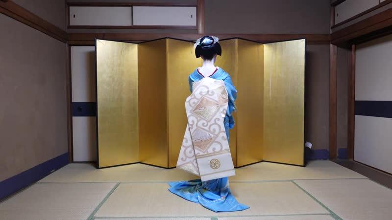 Geisha Maiko short dance