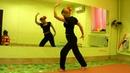 Обучение восточным танцам.Андалузский танец.Danza OrientalУрок № 20