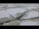 Ледяная волна на Байкале после землетрясения