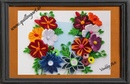 ☑️Quilling designs for walls ❄How to Make Beautiful Quilling 3D Flowers ❄ Wall Decoration