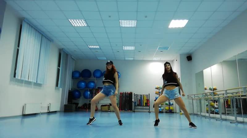 Zumba fitness® zin Viki - DJ Ricky Luna ft. DJ Hightime-Ponlo Pa Tras