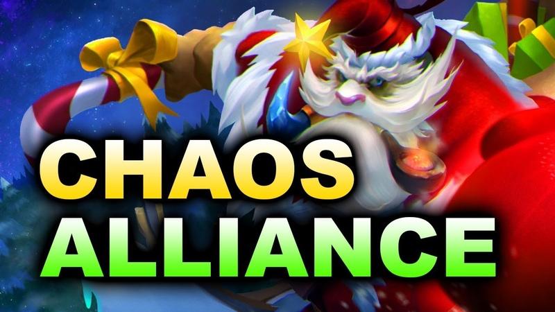 ALLIANCE vs CHAOS ELIMINATION BO1 CHONGQING MAJOR DOTA 2