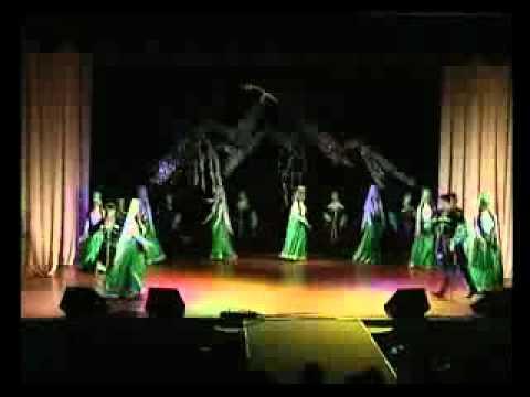 Абазинский танец Кошара