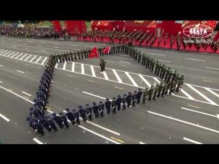 Торжественный парад в честь Дня Независимости в Минске #АрмияБеларуси #Минск