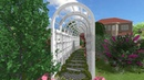 Проект сада в Realtime Landscaping Arhitect, автор Семенова Т. В.
