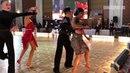 Idan Attias - Moran Moshe ISR | WDSF World Championship J2 Ten Dance - Cha-Cha-Cha