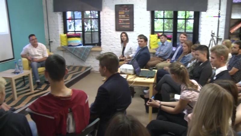 Встреча с главой Петрозаводска в молодежном центре