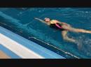 Учимся плавать. 🙏🏻😊🏊♀️ Пока для начала как то так вот... 😊😂