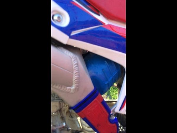 мотоцикл BSE RTC-300R с карбюратором от ява -350