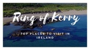 Ireland | Ring of Kerry / 4K Drone