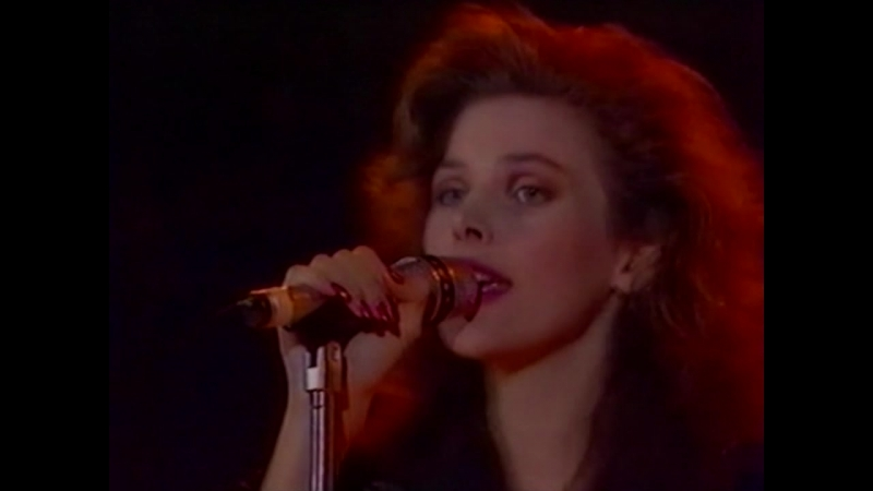 C.C.Catch - Good Guys Only Win In Movies - Live in Sopot (1989)