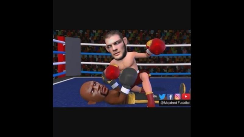 Habib vs Floyd Mayweather